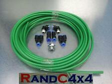 Land Rover Defender Wading Kit GREEN V8 Engine Gearbox's and Axles