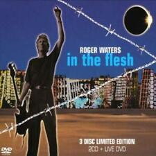 Roger Waters : In the Flesh CD Limited  Album with DVD 3 discs (2006) ***NEW***