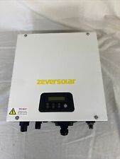 Zeversolar Eversol TL2000-20 2KW Solar PV Inverter 2000 Watts