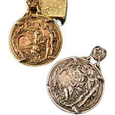 Grail EDC Brass Coin Hobo Nickels Morgan Necklace Art Coin Pendant Ornaments