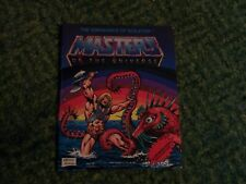 HE-MAN MASTERS OF THE UNIVERSE Vengeance of Skeletor Mini Comic Book 1981 Mattel