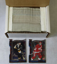 2001-02 Crown Royale Hockey Red Parallel  Set (1-144) (#'d out of 35)