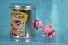 Disney Metal Can Mini Charm Zipper Pull Figure Cheshire Cat Alice in Wonderland