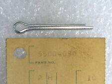 Kawasaki NOS NEW  550D4030 Cotter Pin 4x30 H1 W1 W2 KH KZ KEF KLF KLT 1966-2005