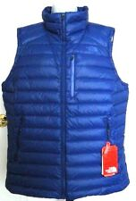 The North Face Women's Morph Vest Hike 800 Fill Down Sodalite Blue Size XL. $199