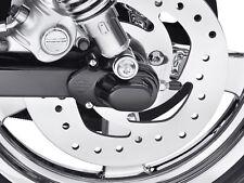 Harley Davidson Bar & Shield Gloss Rear Axle Cover Kit - Sportster - 43013-09a