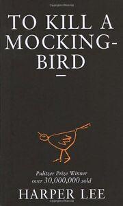 To Kill A Mockingbird,Harper Lee