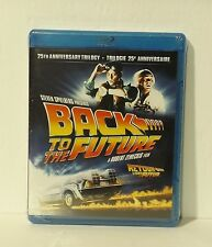Back to the Future Trilogy (Blu-ray Disc, 2010, Canadian) New Authentic Region A