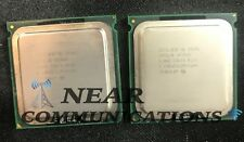 Lot of 2 lntel SLANZ Xeon X5482 3.2GHz 12M 1600M Quad-Core Socket771