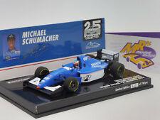 "Minichamps 517944399 # Ligier Renault JS39B Test Car 1994 "" M. Schumacher "" 1:43"