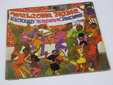 Richard Groove Holmes Welcome Home LP ST-20147 Stereo World Pacific Jazz '68