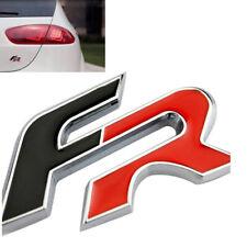 3D FR Auto Emblem Abzeichen Aufkleber Sticker Trim Sport für Ibiza Altea Leon