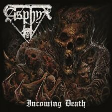 ASPHYX - Incoming Death [RED] (LP)