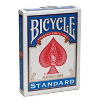Blue Standard Bicycle Rider Back Playing Cards, Magic Tricks, 1 Deck