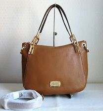 MICHAEL MICHAEL KORS Acorn BROOKE Medium LEATHER SHOULDER Bag Tote Handbag