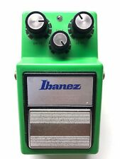 Ibanez TS-9, Tube Screamer, Overdrive, Guitar Effect Pedal