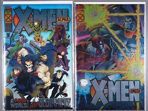 US-Comics Marvel X-Men Alpha Omega Prime / Foil Cover