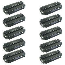 C7115A 15A Black Toner Cartridge Compatible for HP Laserjet 3310n Pack  of 10