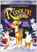 Rudolph the Red-Nosed Reindeer The Movie - English, Spanish and France Subtitles
