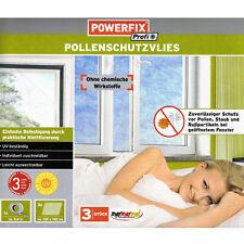 Pollenschutzvlies 3x Pollenschutzgitter 130 x 150 cm Pollenschutz Fliegengitter