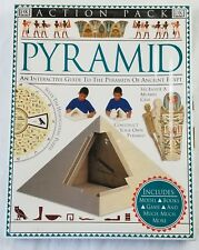 pyramid action pack interactive guide to ancient egypt new sealed learning game