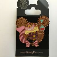 DisneyStore.com - Mickey Mouse Gears Series - Cheshire Cat LE Disney Pin 77803