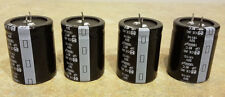 4x Panasonic TS-UP 18000uF 50VDC Radial Electrolytic Capacitor ECOS1HP183EA