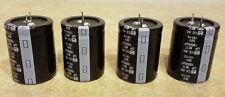 4x Panasonic TS-UP 18000uF 50VDC Electrolytic Capacitor Nelson Pass DIY Amp