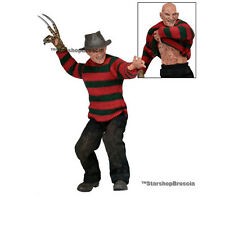 NIGHTMARE on Elm Street Dream Warriors Freddy Krueger Retro Action Figure Neca