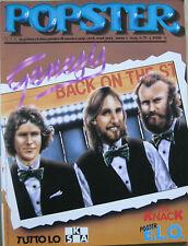 POPSTER 35 1980 Genesis ELO Todd Rundgren Gary Numan Ska Clash Knack Billy Joel
