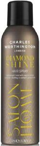 Charles Worthington Diamond Shine Hair Spray 200ml - New