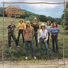 Brothers of The Road 2016 Allman Brothers Band Vinyl
