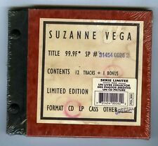 CD (NEW) SUZANNE VEGA 99.9F (LIMITED EDITION)