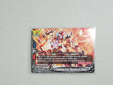 "Buddyfight D-CBT/0030EN Champion Lord, ""Bravery of Chief!"" FOIL"
