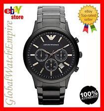 New Emporio Armani mens Chrono watch - AR2453 - RRP 445$