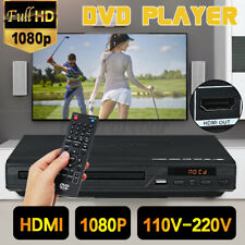 Multi Region Dvd Player Audio/Cd-R/-Rw/Vcd/Svcd Usb2.0/3.0+ Remote Controller