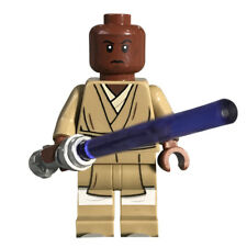 LEGO Mace Windu Minifigure sw889 From 2018 Star Wars Clone Wars Set 75199