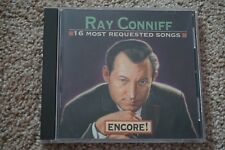 Rare Ray Conniff Canada CD- Encore!: 16 Most Requested Songs