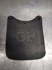 Honda CR  Fender  Rubber Mudflap   Made in USA   !!!!
