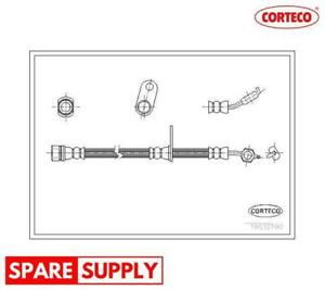 BRAKE HOSE FOR SUZUKI TOYOTA CORTECO 19032190