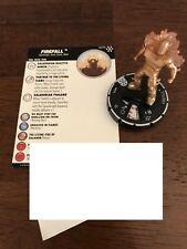 007b -  Firefall -NM- W/ Card - Avengers Infinity HEROCLIX