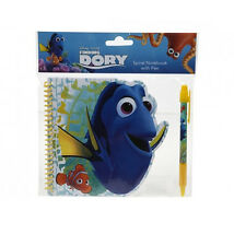 FINDING DORY Kids Spiral Note Book & Pen Set School Stationary Notebook Gift