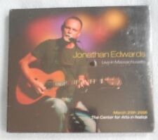 "Jonathan Edwards,  ""Live In Massachusetts"",   March 25th,  2006  in Natick,  CD"