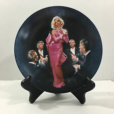 "Delphi The Marilyn Monroe Collection ""Diamonds are a Girl's Best Friend"" Plate"