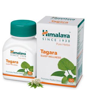 1x Himalaya Herbal Tagara 60 Tablets | 1 Pack