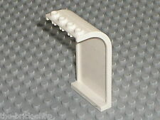 Lego White Panel 3x4x6 Curved Top ref 2571 / set 7659 6396 7644 6410 7635