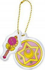 Sailor Moon Ichiban Kuji F Prize Cutie Moon Rod, Compact Licensed Key Chain NEW