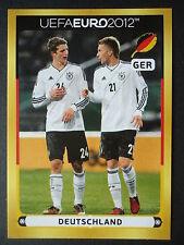 Panini D15 Spieler Deutschland EM 2012 Poland - Ukraine