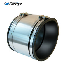 Fernco 6 x 6 in. Cement Fiber or Ductile Iron Flexible Coupling 1003-66RC