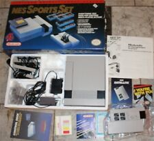 Nintendo NES Sports Set System Console Complete w/ Superspike Bundle NES #NesSp2